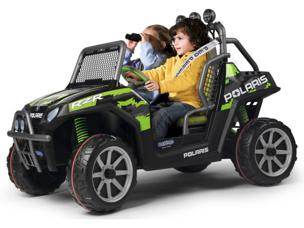 Elektrické autíčko Polaris Ranger RZR