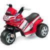 Elektrická trojkolka Ducati mini